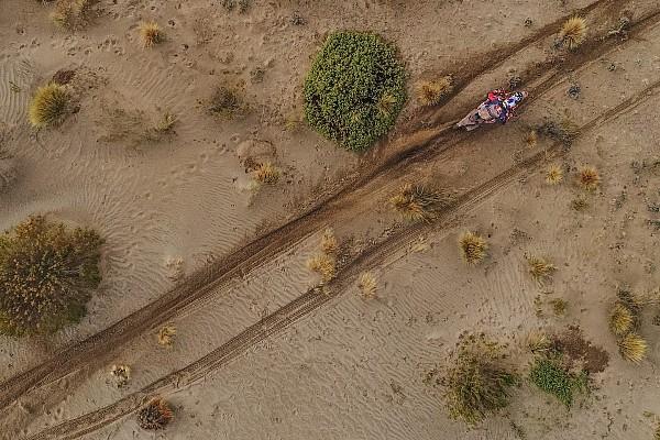 Dakar Reporte de la carrera Price vuelve a ganar en un Dakar
