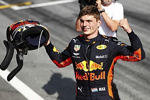 Formule 1 Statistiques Stats - Verstappen puissance 4