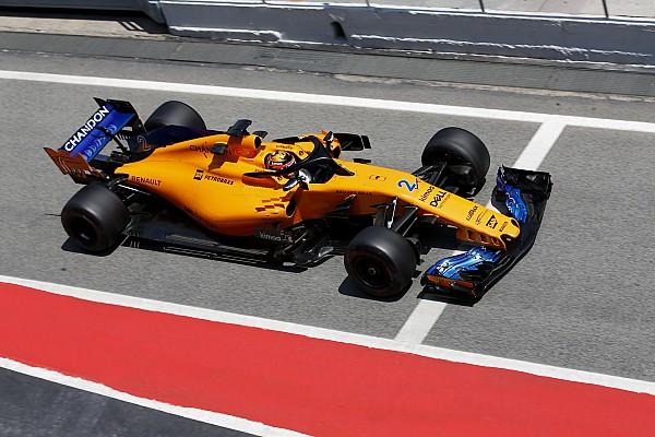 """Vandoorne: """"Kunnen info uit Barcelona-test goed gebruiken in Monaco"""""""