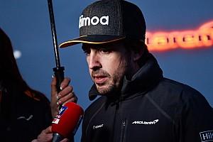 F1 突发新闻 阿隆索曾考虑在2017年底退出F1