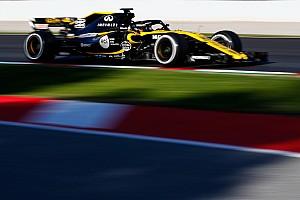Formule 1 Réactions Sainz jauge enfin la Renault dans des conditions représentatives