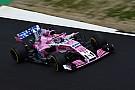 Force India, sorunsuz geçen ikinci testten memnun