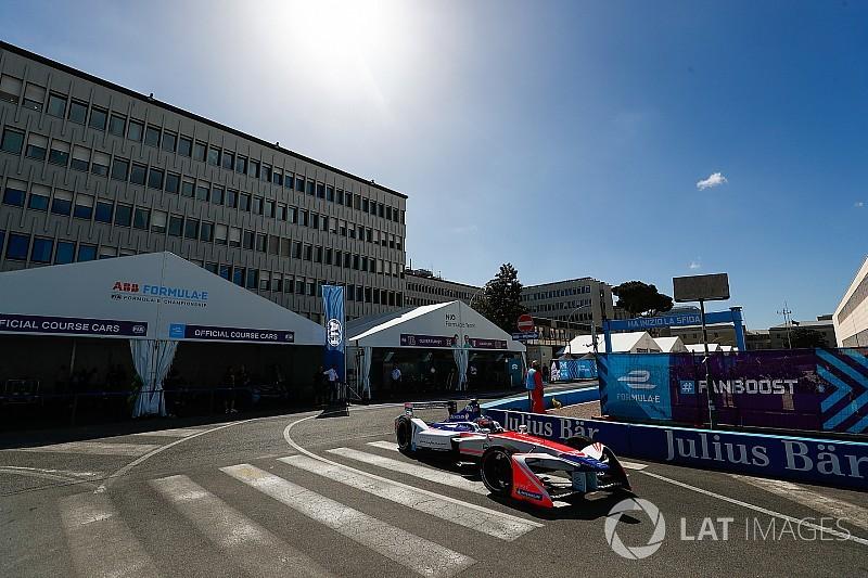 EL - Meilleur temps pour Rosenqvist, deux crashs pour Lynn