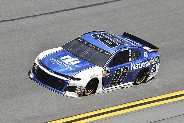 Qualifs - Alex Bowman en pole du Daytona 500