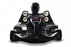 Un kart que bate al Bugatti Chiron