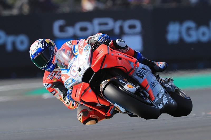 Гран Прі Франції: Довіціозо став найшвидшим гонщиком дня
