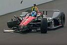 Indy 500: Karam führt Montagstraining an - Crash von Wickens