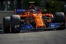 Formula 1 Vandoorne: MCL33, Monaco'da