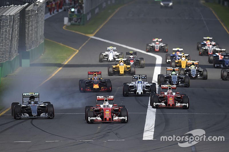 Raikkonen says Ferrari rocket start a one-off
