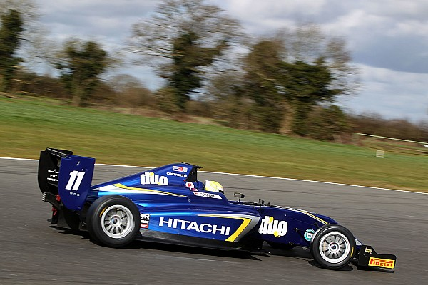 BF3 Oulton Park BF3: Collard extends championship lead with two wins