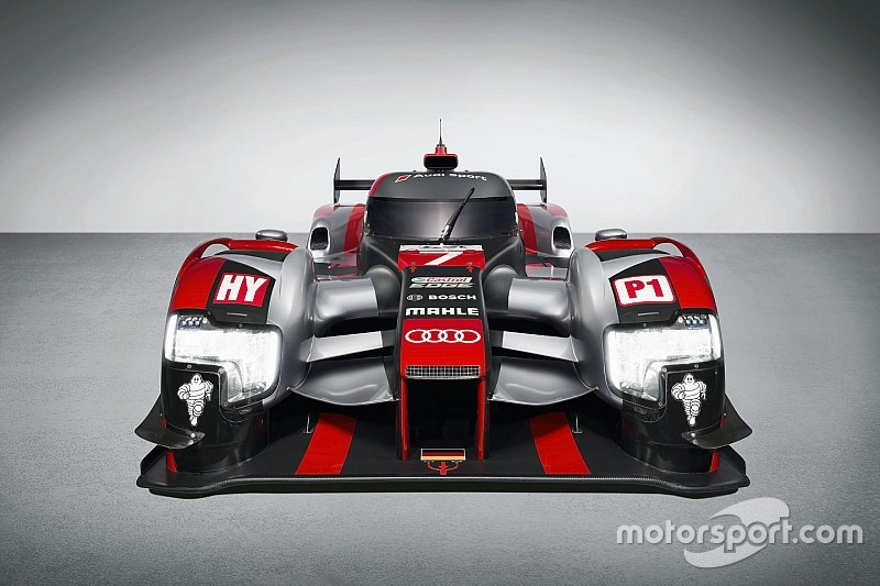 Vídeo: Presentación del nuevo Audi R18 para el WEC