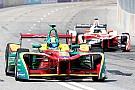 Лукас ді Грассі вдало виступив на першому етапі третього сезону Формули Е