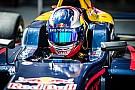 Formula 4 Richard Verschoor, pilote Red Bull, titré en SMP F4