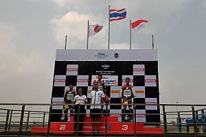 ATC Race report ATC Thailand: Aksi heroik Andi Gilang rebut podium ketiga
