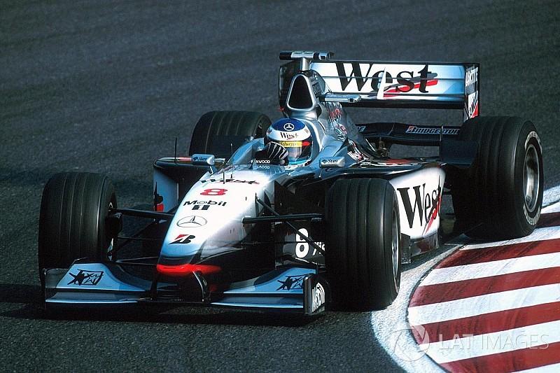 f1's greatest cars: mclaren-mercedes mp4/13 - formula 1 news