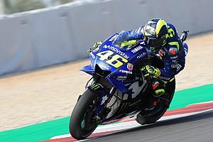 MotoGP Nieuws Rossi blij maar realistisch: