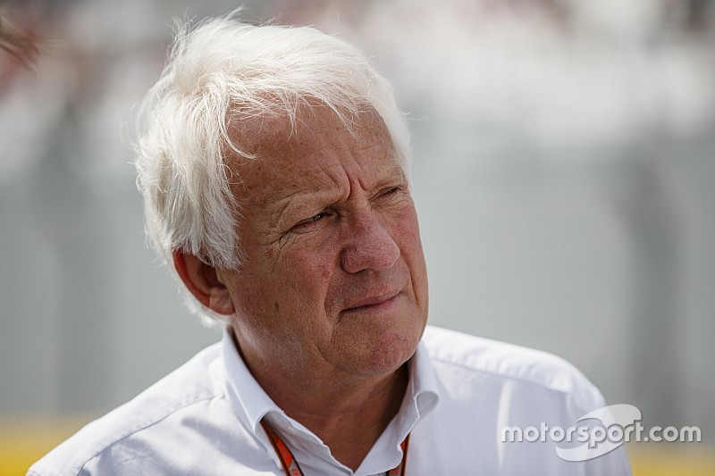 Fallece a los 66 años Charlie Whiting, director de carrera de la F1