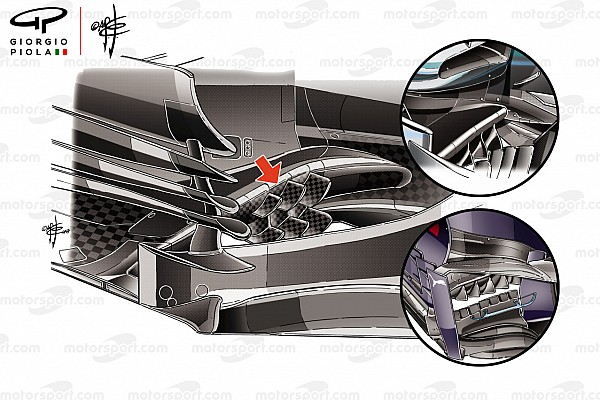 The upgrades that Haas hopes can turn its season