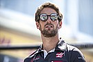 Grosjean peut réutiliser son moteur de Montréal