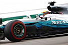 Formel 1 Mercedes beeindruckend: