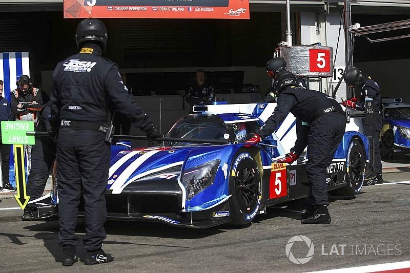 Manor LMP1 takımı, Spa WEC yarışından çekildi
