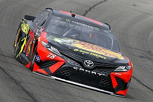 NASCAR Cup Top List NASCAR Cup Fontana starting lineup in pictures
