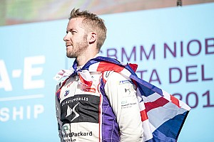 Formule E Résultats Championnats - Bird gagnant, Rosenqvist grand perdant