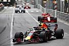 """Formule 1 Ricciardo wint ondanks probleem: """"Dacht even dat het voorbij was"""""""