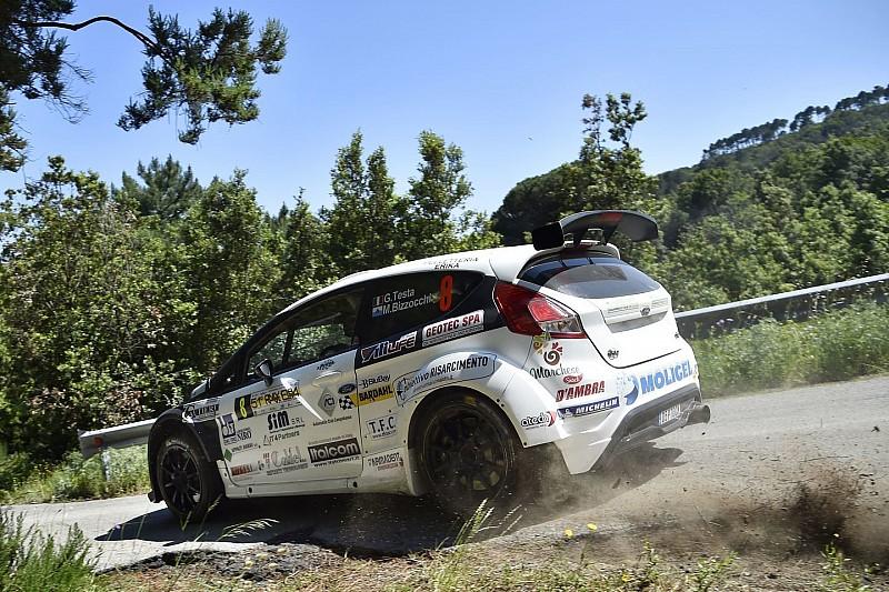 Ford: Testa non correrà al Rally di San Marino a causa di un brutto incidente nei test