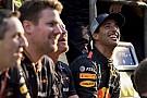 Ricciardo: Red Bull, Honda'yı yakından takip etmeli