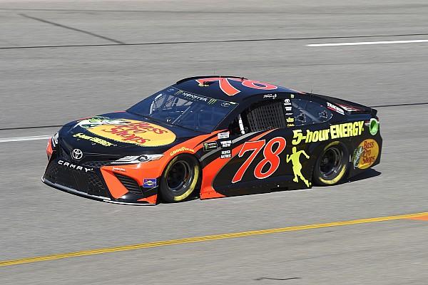 NASCAR Cup Martin Truex Jr. earns pole position at Richmond