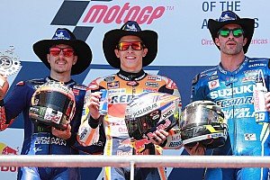 MotoGP Fotostrecke Alle MotoGP-Sieger des GP Amerika in Austin