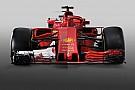 Formel 1 Vergleich: Ferrari SF70H vs. Ferrari SF71H für die Formel 1 2018