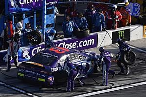 NASCAR Cup Entrevista Kevin Harvick cree que  Bubba Wallace es la próxima estrella de NASCAR