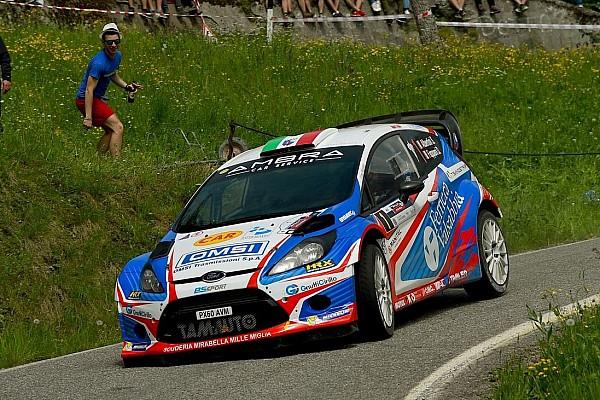 Campionato Italiano WRC Gara Il Tricolore WRC si apre con il successo di Albertini al 1000 Miglia