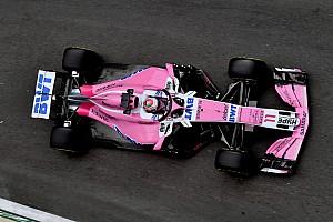 Fórmula 1 Declaraciones Pérez: