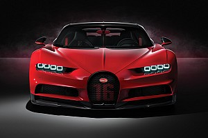 Bugatti boss says Chiron won't make top speed run