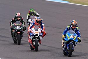 MotoGP Breaking news Suzuki kini menjelma sebagai motor pemenang