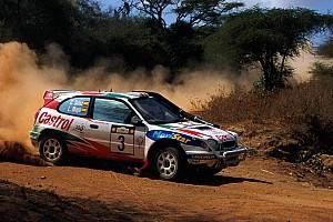 WRC Ultime notizie Il Safari Rally potrebbe tornare a far parte del calendario WRC
