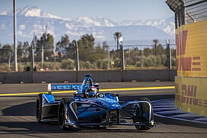 Formel E Qualifyingbericht Auf den Punkt: Sebastien Buemi holt Marrakesch-Pole