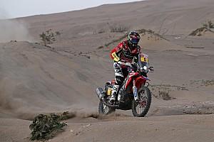 Dakar Stage report Dakar Stage 7: Barreda menang, Van Beveren memimpin lagi