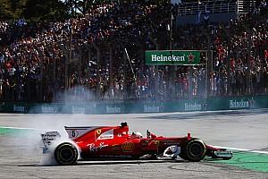 Fórmula 1 Últimas notícias Domínio no Brasil faz Vettel superar Senna em estatística