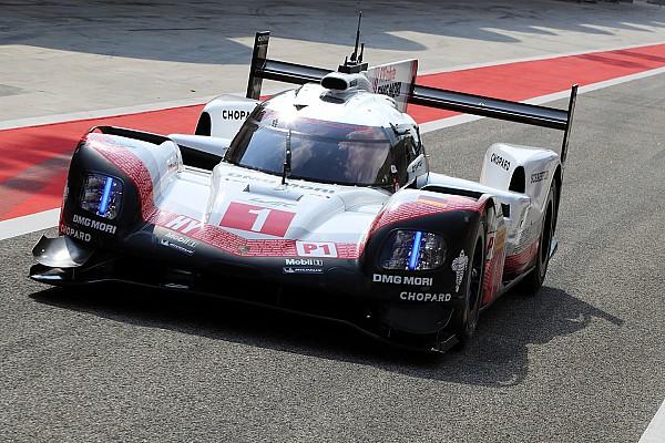 WEC Actualités Porsche va encore faire rouler sa LMP1 en 2018