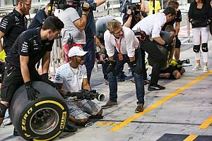 Formula 1 Ön Bakış F1 Abu Dhabi GP'si Perşembe gününden en iyi kareler
