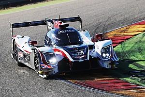 Videón Alonso tesztje a 24 órás Daytona-futamra
