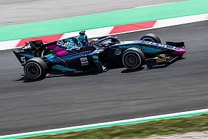 FIA F2 Отчет о квалификации Элбон завоевал второй поул в Формуле 2 подряд