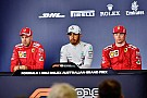 Australian GP: Post-qualifying press conference