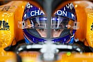 Alonso: McLaren set for