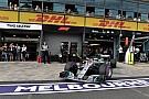Формула 1 Феттель зажадав пояснень щодо «режиму вечірки» Mercedes