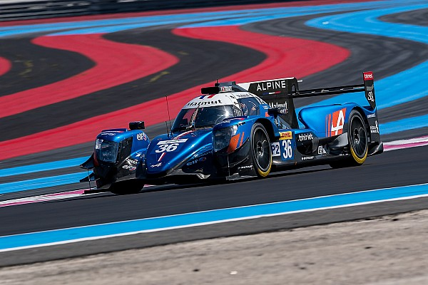 WEC Actualités Alpine et Thiriet, passion made in France